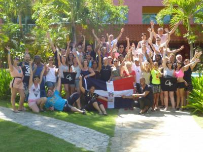 100% REP DOM - Punta Cana 2014