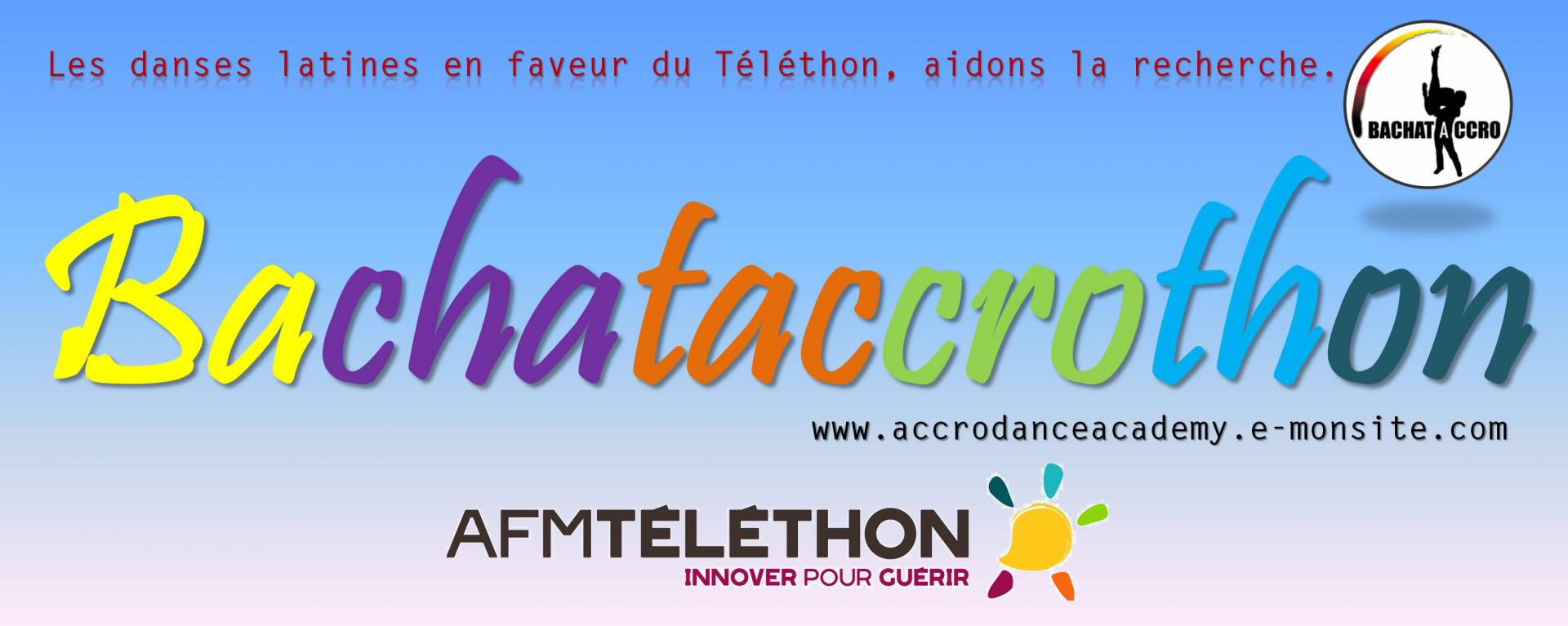 Couverture telethon accrodance