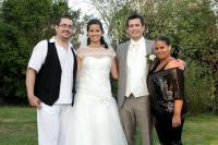Mariage sous le signe de la Bachata