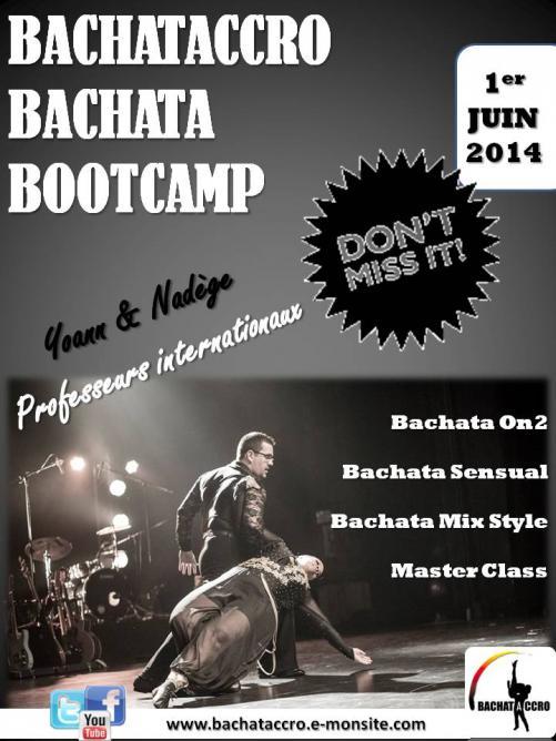 Bachataccro Bachata Bootcamp